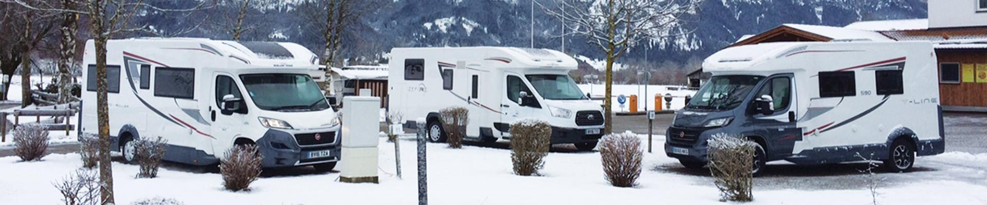 Motorhome Hire West Midlands