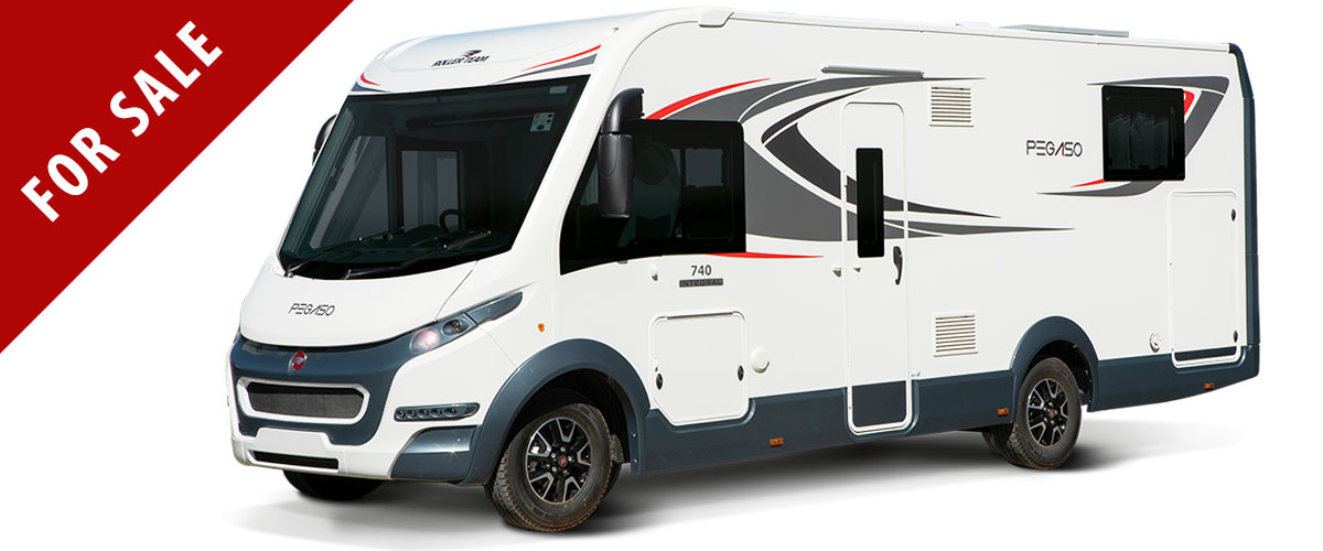 Ex-Hire Motorhomes For Sale